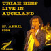 Live In Auckland 1984