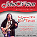 John Wetton: The Fan Convention  - An Evening With John Wetton