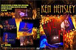DVD Ken Hensley: Live Fire
