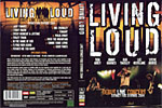 DVD Living Loud: Debute Live Concert