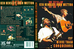 DVD Ken Hensley & John Wetton: More Than Conquerors