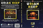 DVD Uriah Heep: The Ultimate Anthology