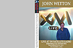 DVD John Wetton: Live At XM Satellite Radio