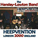 The Hensley-Lawton Band: The Heepvention 2000