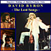 David Byron: The Lost Songs