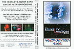 VCD The Hensley Lawton Band: Heepvention 2000