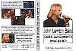 VCD John Lawton Band: Live On German TV