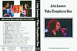 VCD John Lawton - Video Compilation Disc