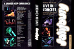 VHS The Hensley-Lawton Band: Salisbury Live In Concert
